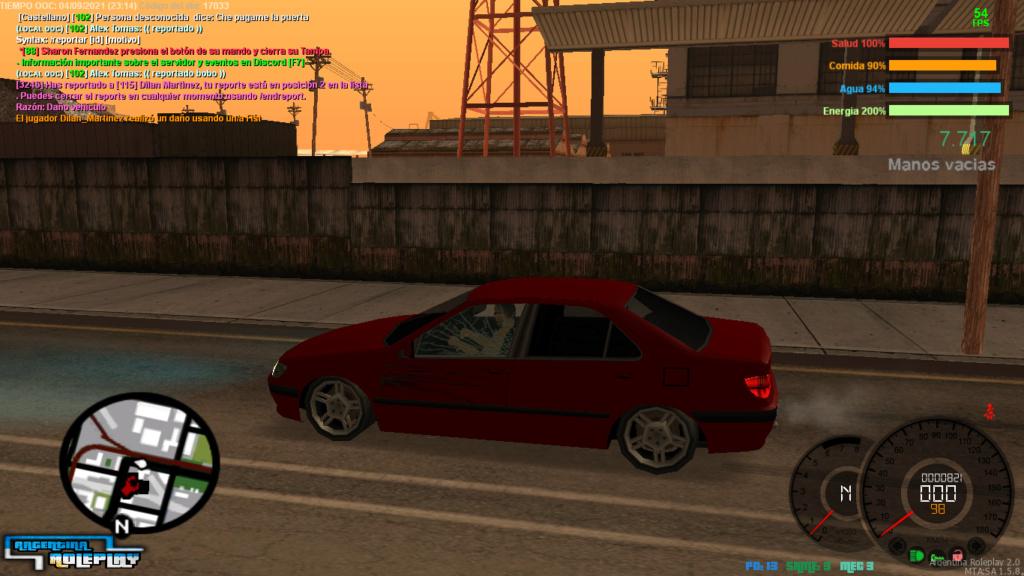 Dilan Martinez DM Car Mta-sc20