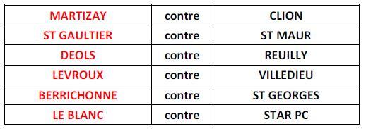 Coupes DE FRANCE, INDRE,  puis  COUPE DES CLUBS 1er_to11