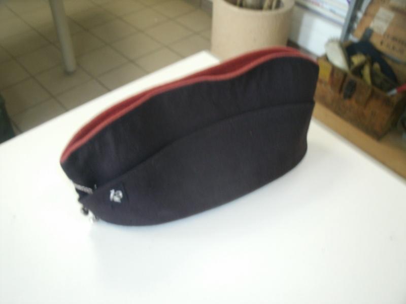 Bonnet de police 12eme Cuirassier Gedc0134