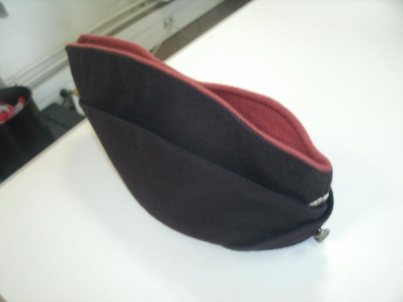 Bonnet de police 12eme Cuirassier Gedc0135