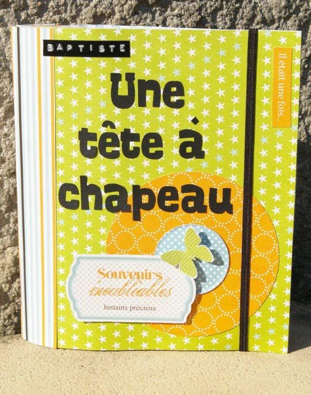 """Mini album """"Tête à chapeau"""" Devant10"""