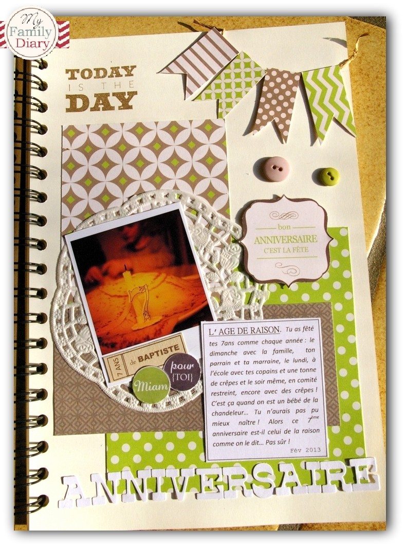** Family Diary - AURORE  ** Maj du 23/11/13 L_age_10