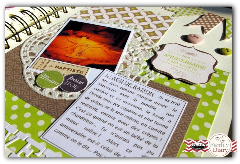 ** Family Diary - AURORE  ** Maj du 23/11/13 L_age_11