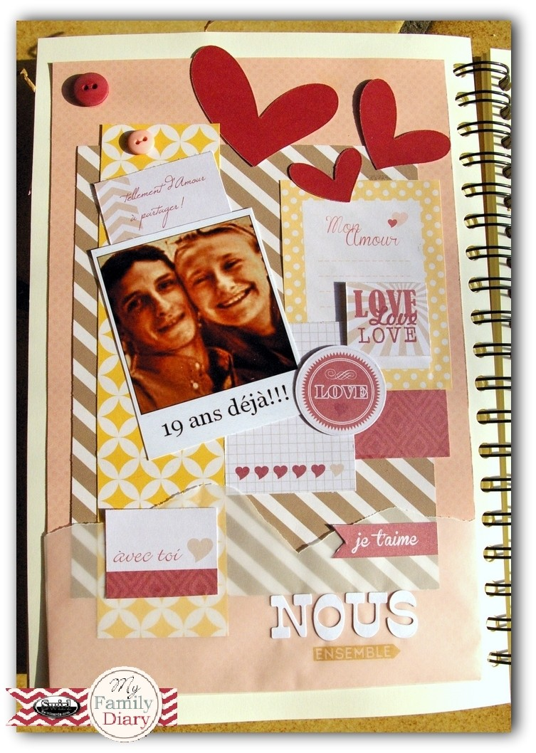 ** Family Diary - AURORE  ** Maj du 23/11/13 Nous10