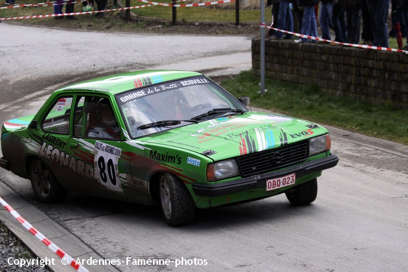 (Retour) Rallye des Ardennes > VIDEOS - PHOTOS 411