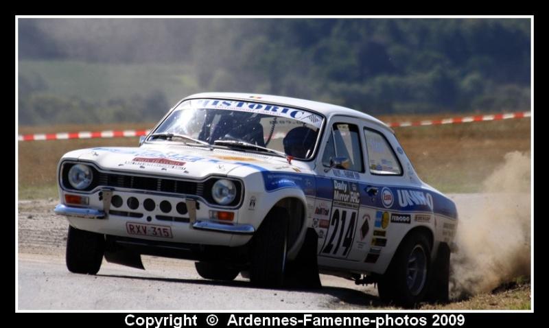 [Rallye de la famenne] retour Photos, Vidéos For_710
