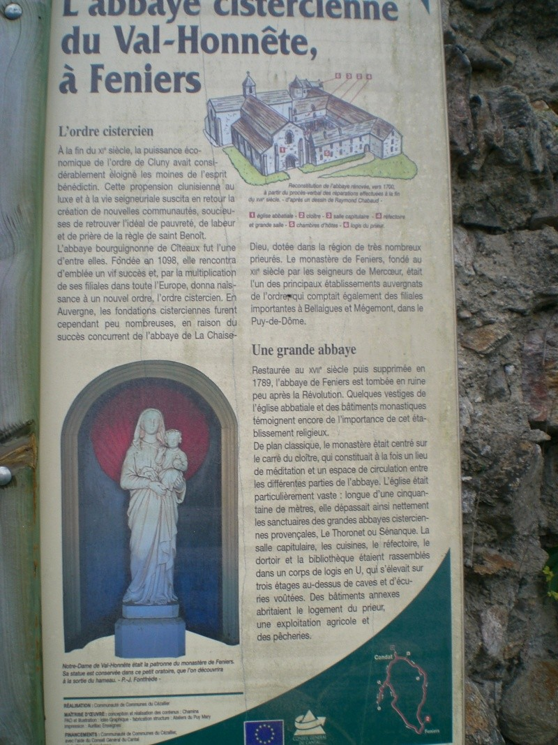 L'abbaye de Feniers, Condat Cimg5529