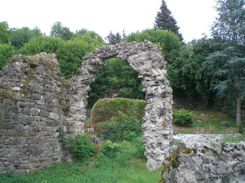 L'abbaye de Feniers, Condat Cimg5530