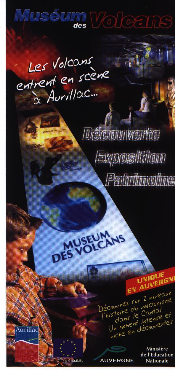 Muséum des volcans à Aurillac Photo10