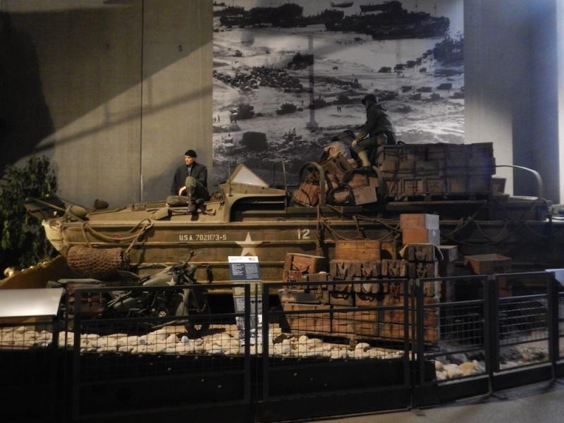 Nouveau musée à Colleville sur Mer Dscn1413