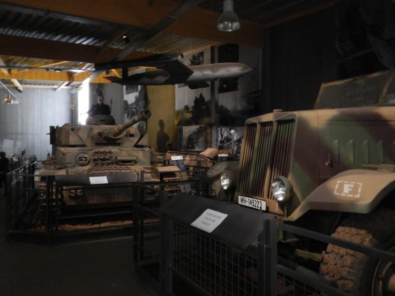 Nouveau musée à Colleville sur Mer Dscn1415
