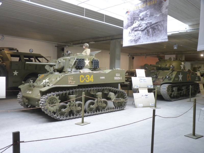 Normandy Tank Museum P1200810