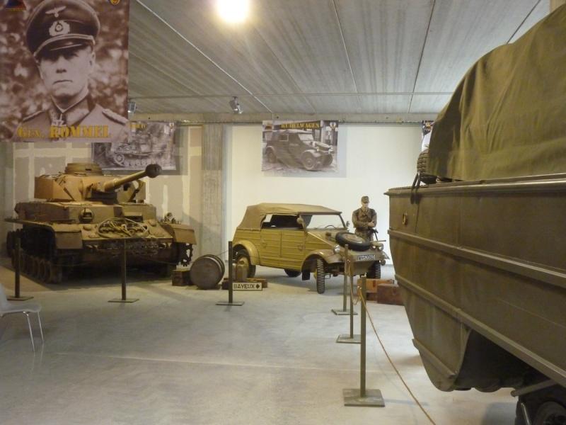 Normandy Tank Museum P1200910