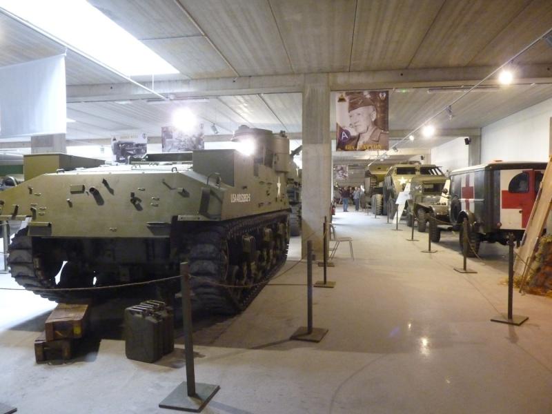 Normandy Tank Museum P1200911