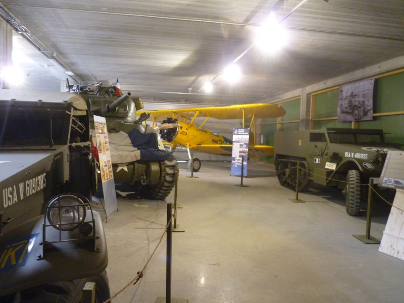 Normandy Tank Museum P1200912
