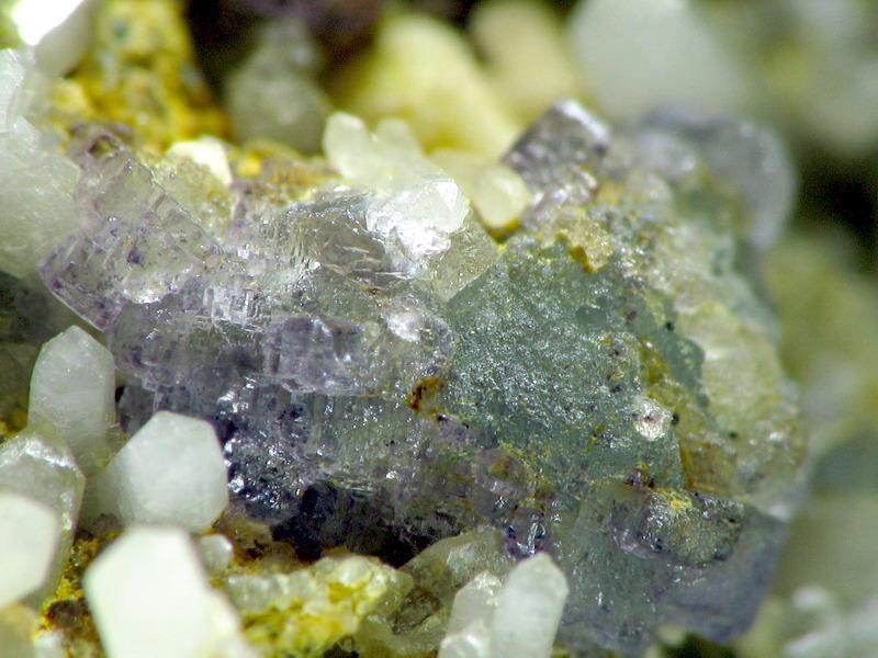 Fluorite Ambazac R610