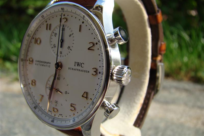 Breitling - IWC Portugaise Vs Breitling Navitimer 125 Anniversary - Page 2 Photo_70