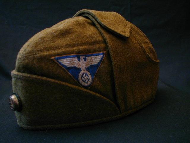 Mon ancien them: Alsace 1940/44 et coiffures politiques. Calot_12
