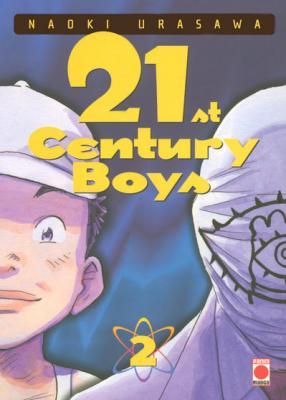 Seinen: 21st century boys [Urasawa, Naoki] 21th-c10