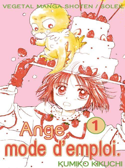 Shojo: Ange mode d'emploi [Kikuchi, Kumiko] Ange_m10