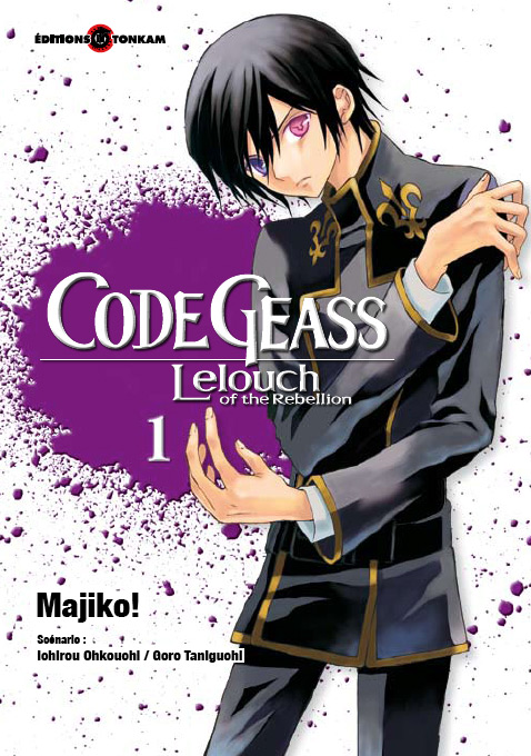 Shonen: Code Geass - Lelouch of the Rebellion [Majiko] Code-g10