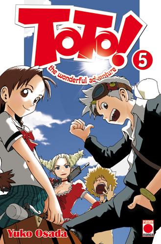 Shonen: Toto, The Wonderful Adventure [Osada, Yuko] Toto510