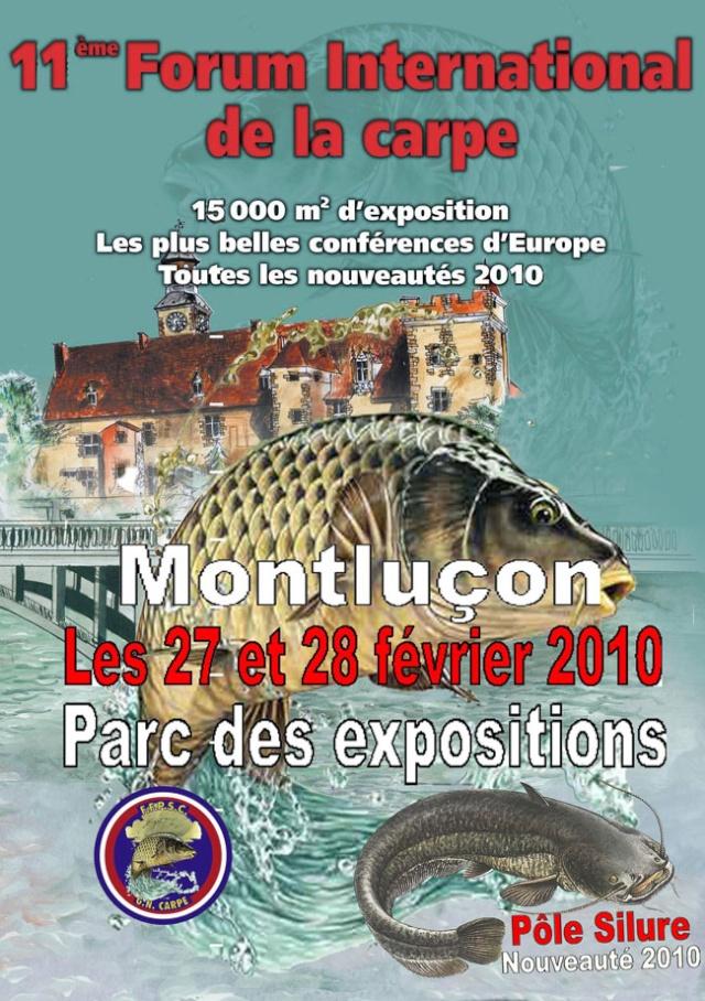 Du 26 au 28 février = Salon de Montlucon 410