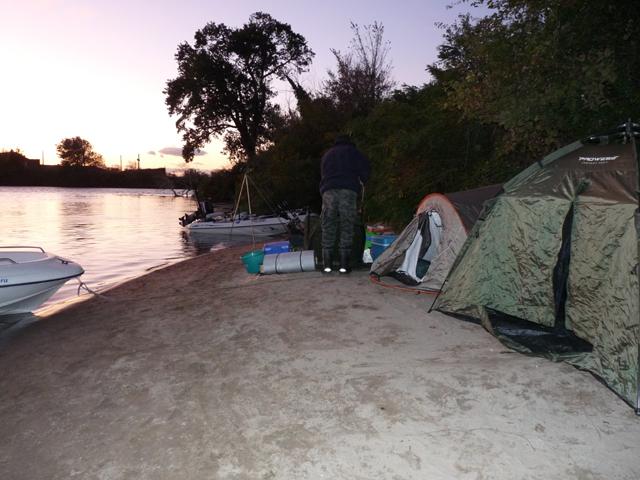 Une pêche Camarguaise Camarg18