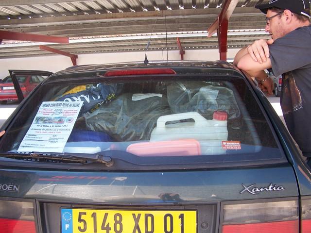 Mequinenza : Sortie du Silure Club Rhodanien Espagn18