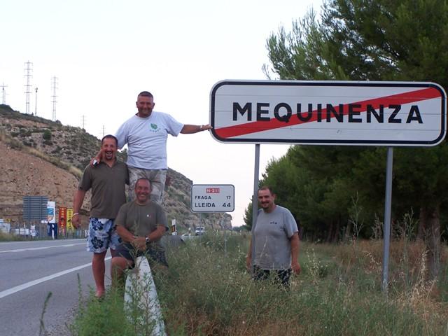 Mequinenza : Sortie du Silure Club Rhodanien Espagn47