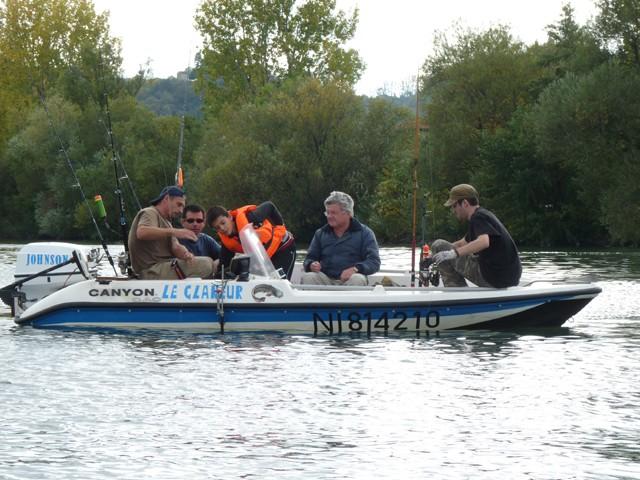 Initiation Pêche le 10 octobre 2009 Thierr11