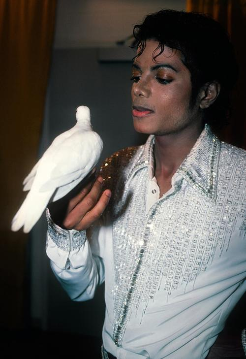 Collection MJ-Story : Michael et les animaux ^^ - Page 6 Michae15