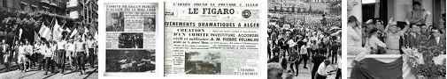 """13 mai 1958 - les journées des dupes. Qui se souvient de l'opération """"resurection""""? 13_mai10"""