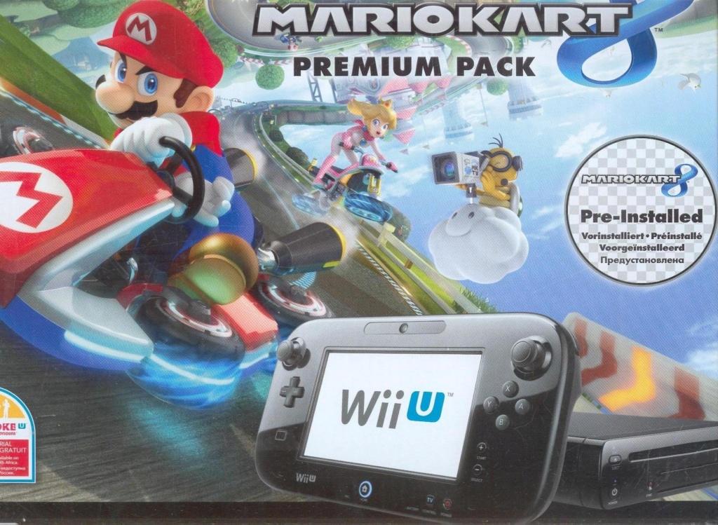 La Wii U à Korok ! Consol10