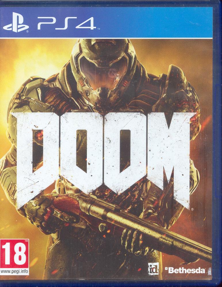 Les jeux PS4 à Korok Doom0011