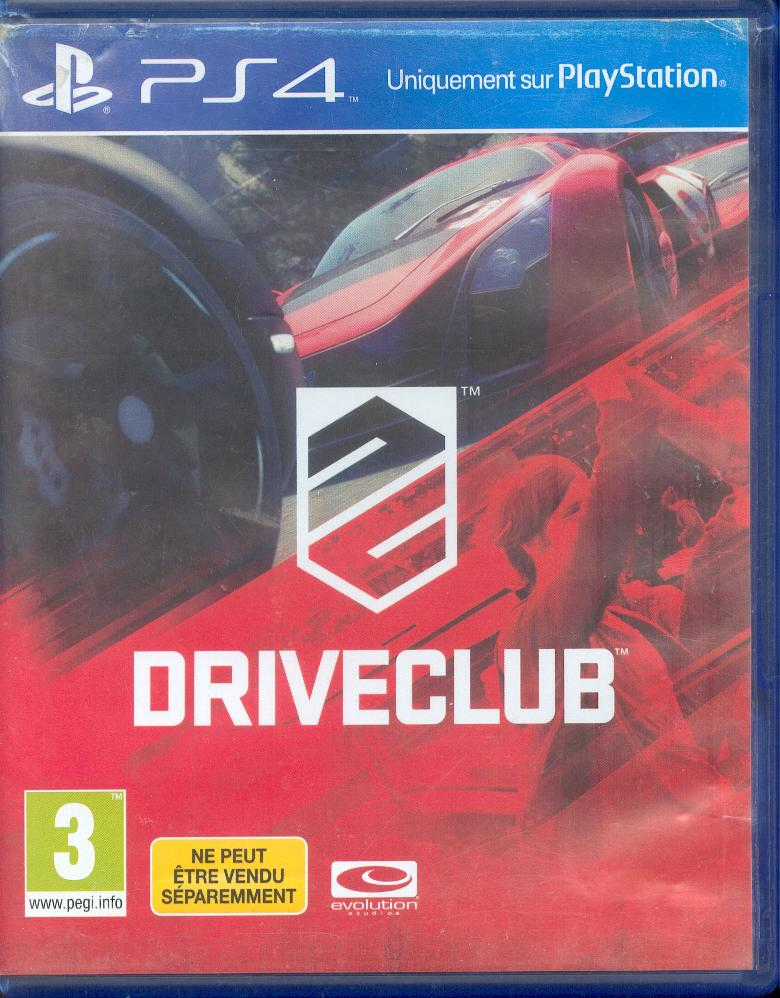 Les jeux PS4 à Korok Drivec10