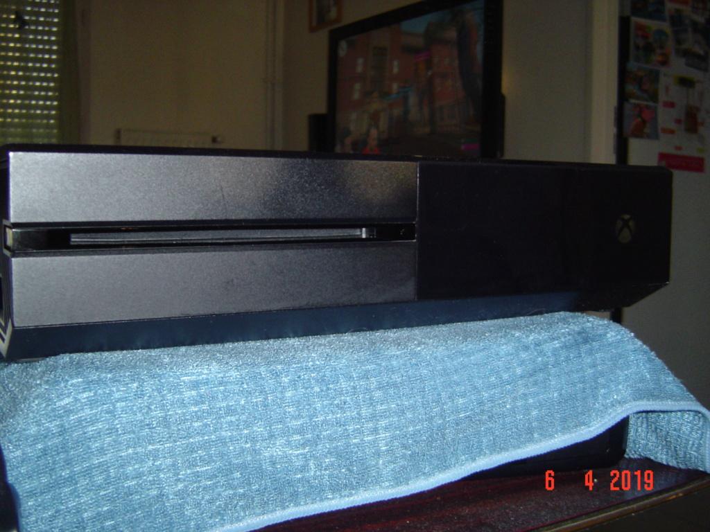 La Xbox one de Korok. Et ouais ! Dsc05810