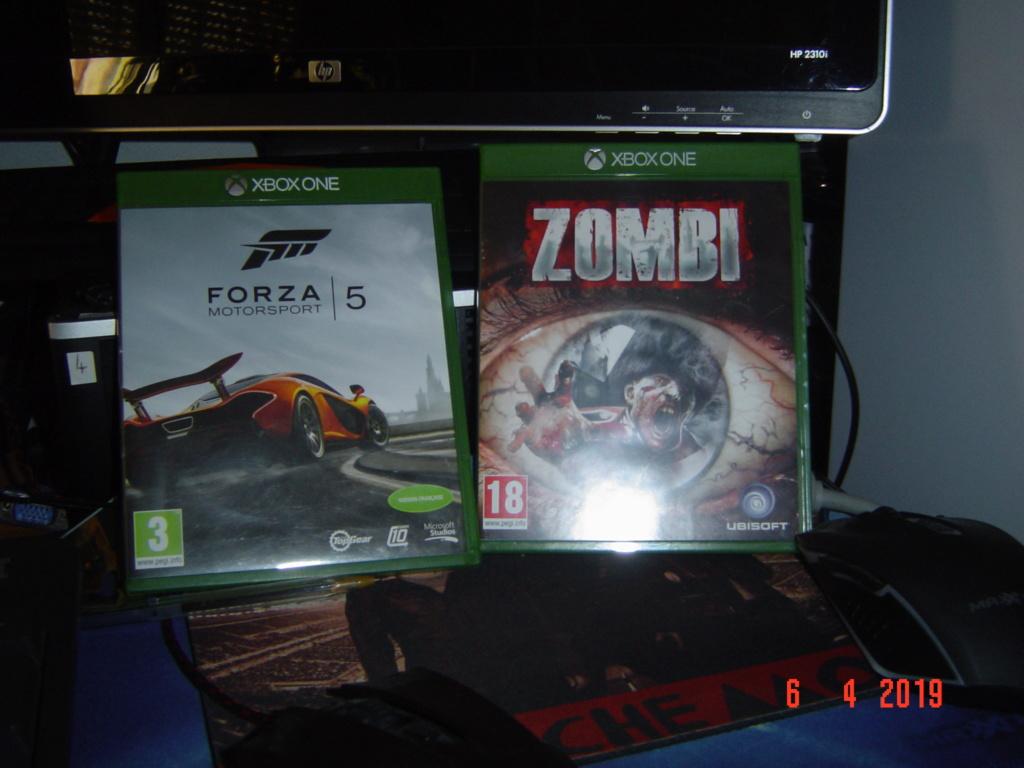 La Xbox one de Korok. Et ouais ! Dsc05813