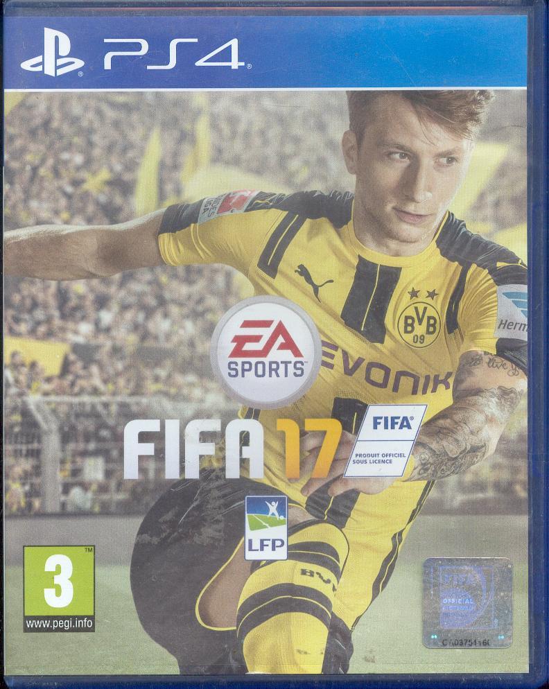 Les jeux PS4 à Korok Fifa1710