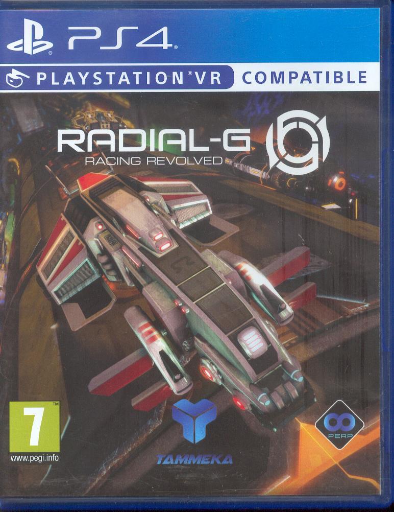 Les jeux PS4 à Korok Radial10