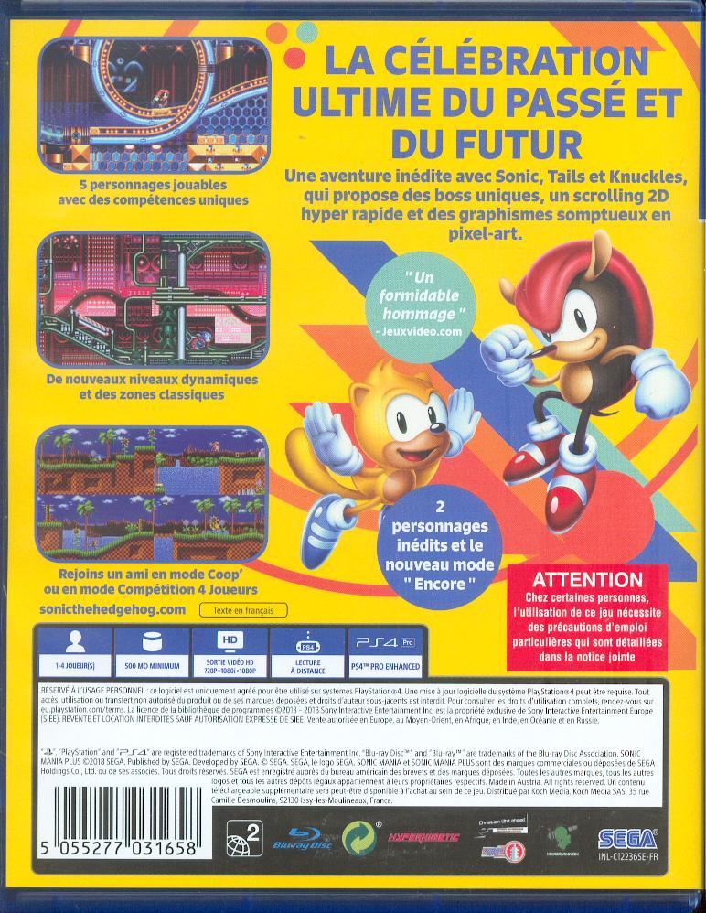 Les jeux PS4 à Korok Sonic_13