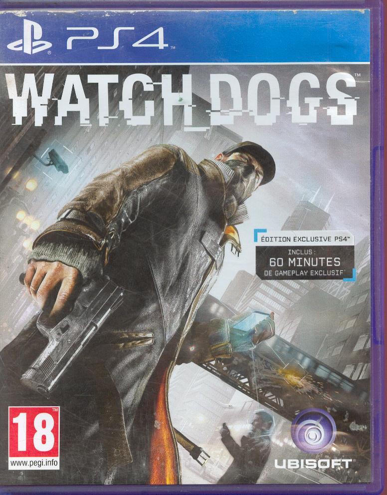 Les jeux PS4 à Korok Watch_10
