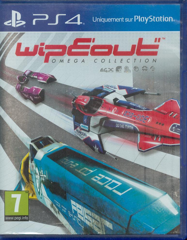 Les jeux PS4 à Korok Wipeou10