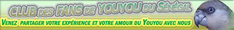 CLUB des FANS de YOUYOU du Sénégal