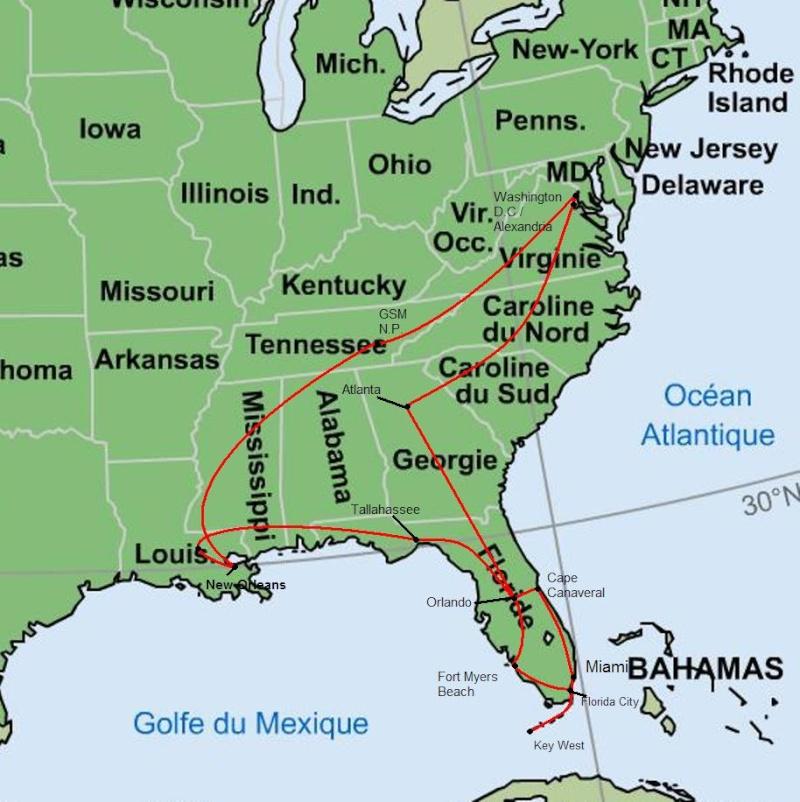 [WDW] 30ans en 2013 : 3 semaines en Floride : Tous vos conseils ici ;) - Page 5 Carte-11