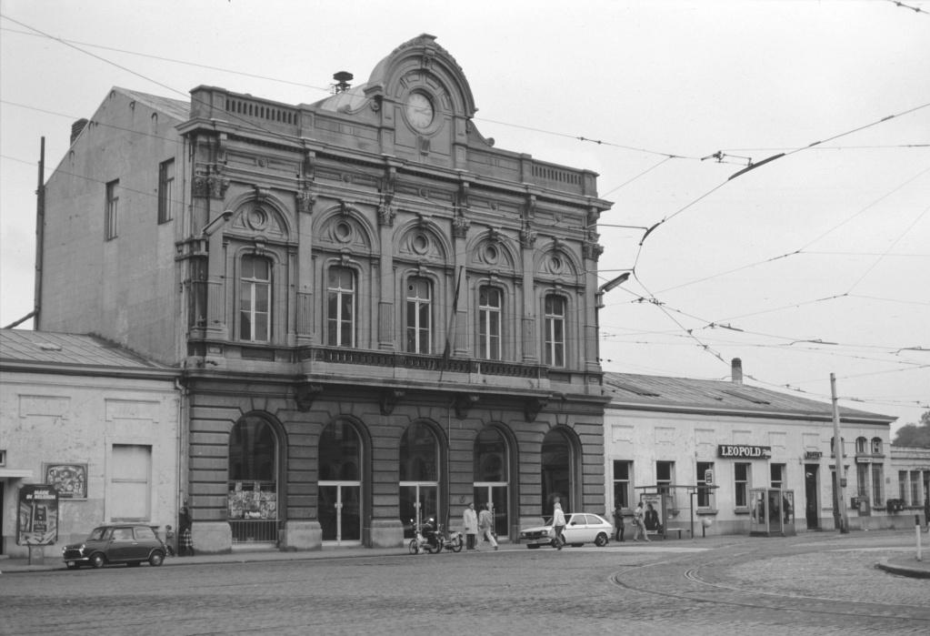 Bruxelbourg.QL - un nouveau projet 1981-110