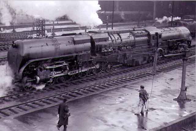 Maintenances et astuces sur locomotives HAG et BEMO - Page 2 Garrat11