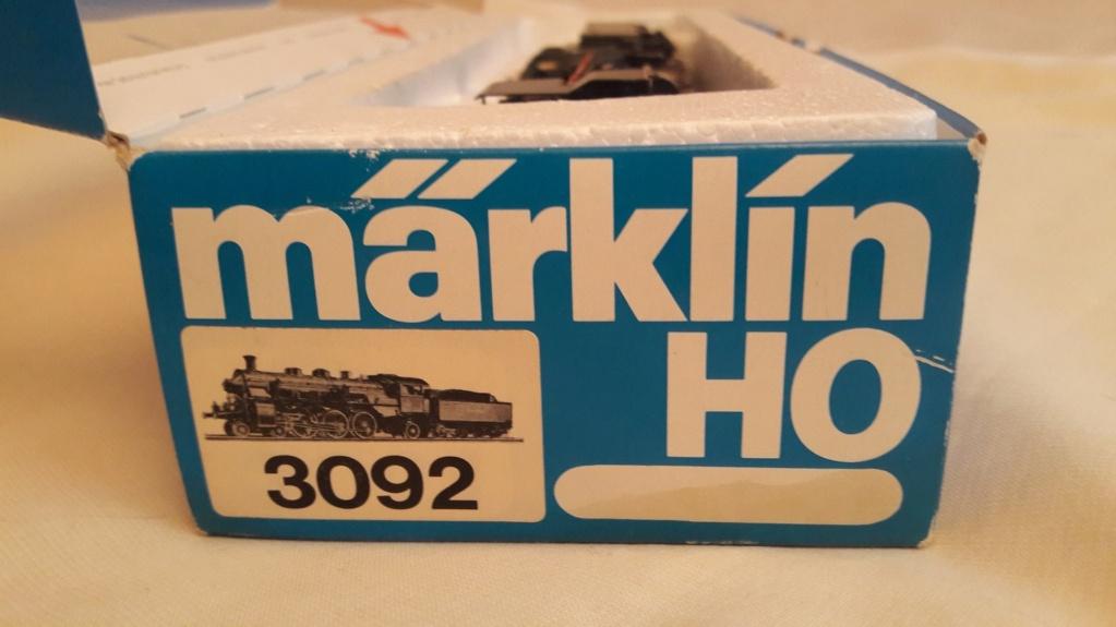 A vendre: 231-981 ETAT (ex S3/6) Märklin 3083 digitalisée Mzirkl20