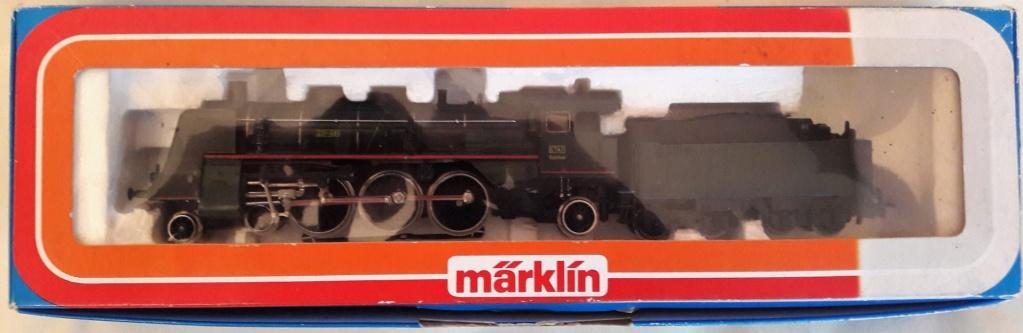 A vendre: 231-981 ETAT (ex S3/6) Märklin 3083 digitalisée Mzirkl21