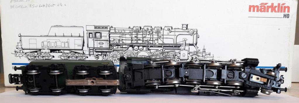 VENDU- Locomotive Märklin 3316 - Type 25.004 SNCB Digitale ESU Mzirkl29